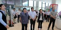 副市长陈群调研上海中国邮轮旅游发展实验区 - 旅游局
