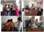 嘉定区江桥镇金岸社区开展慈善法宣传活动 - 司法厅
