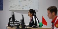 为代表中国参赛 20岁上海姑娘练就盲画世界地图 - 上海女性