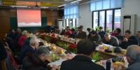 2018年老干部迎新座谈会暨学习党的十九大精神交流会举行 - 上海财经大学