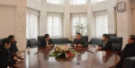 徐明会见南部非洲上海工商联谊总会会长李林国一行 - 人民政府侨务办
