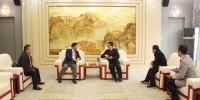 韩国SK集团前副会长访问上外 - 上海外国语大学