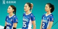 上海女排3比0胜江苏 提前2轮锁定4强 - 上海女性