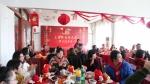 师生共聚迎新春,民族团结共欢乐:上外举行2018年师生迎春会 - 上海外国语大学