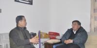 市民政局广泛组织开展走访慰问离退休干部活动 - 民政局