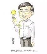 """""""中国电光源之父""""蔡祖泉先生铜像在复旦大学揭幕 - 复旦大学"""