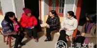 嘉定区妇联调研问需访妇情走访慰问暖人心 - 上海女性