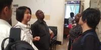 公共卫生学院访问团完成非洲合作研究交流和实地考察 - 复旦大学