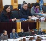我校召开第二批教学名师培育团队建设评审会 - 华东理工大学