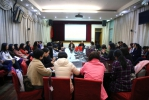 """校妇工委举办""""家有学娃""""系列讲座 - 上海电力学院"""