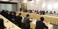 上海市副市长翁铁慧来校调研 - 东华大学