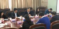 肖永培带队赴闵行区开展调研 - 统计局