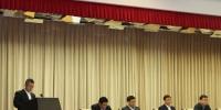 汪传旭教授发言 - 上海海事大学
