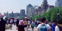 申城一周:上海入夏高温突袭 增发的养老金今日到账 - Sh.Eastday.Com