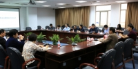 学校举行校党委中心组学习(扩大)会  专题学习加强依法治校工作要求 - 上海财经大学