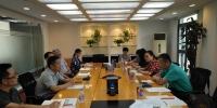 阮大成带队赴阅文集团和汇纳科技调研 - 统计局