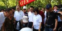 生命至上 安全发展——市安委会办公室在虹口鲁迅公园举办安全生产宣传咨询日活动 - 安全生产监督管理局