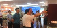 马坚泓、朱效洁、李彩云带队赴市地震局学习交流城市安全保障工作 - 安全生产监督管理局
