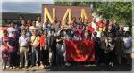 市双拥服务中心举办本市重点优抚对象红色之旅活动 - 民政局