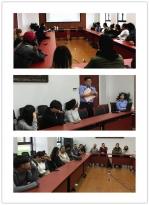 我校喜迎2018级学历留学生 - 上海电力学院