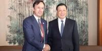 应勇市长会见浦江创新论坛与会葡萄牙客人,期待达成更多合作 - 科学技术委员会