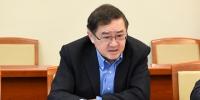 联通上海市分公司总经理一行到访我校 - 东华大学