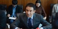 中国船东互保协会副总经理刘宇彤致辞 - 上海海事大学