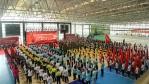 2019年东华大学运动会暨第41届体育节开幕 - 东华大学