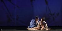 上海话剧艺术中心多媒体舞台剧《白蛇传》来校演出 - 上海财经大学